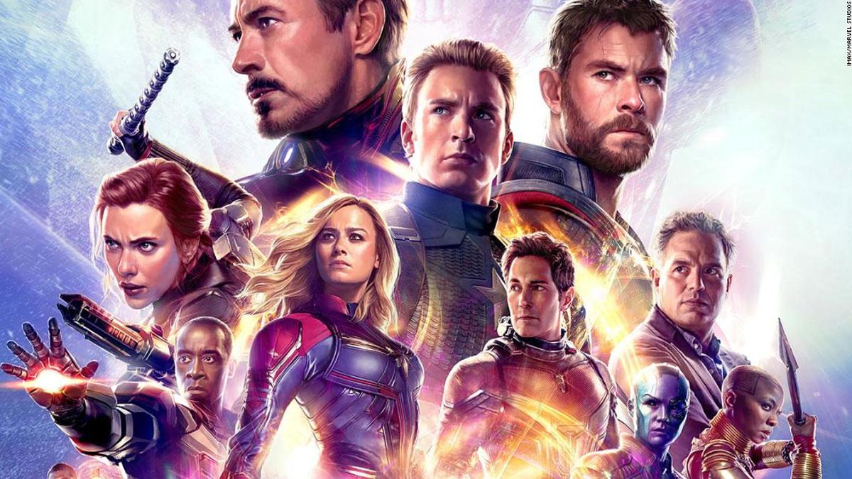 """""""Avengers: Endgame"""" filminden rekor! Tüm zamanların en iyisi"""