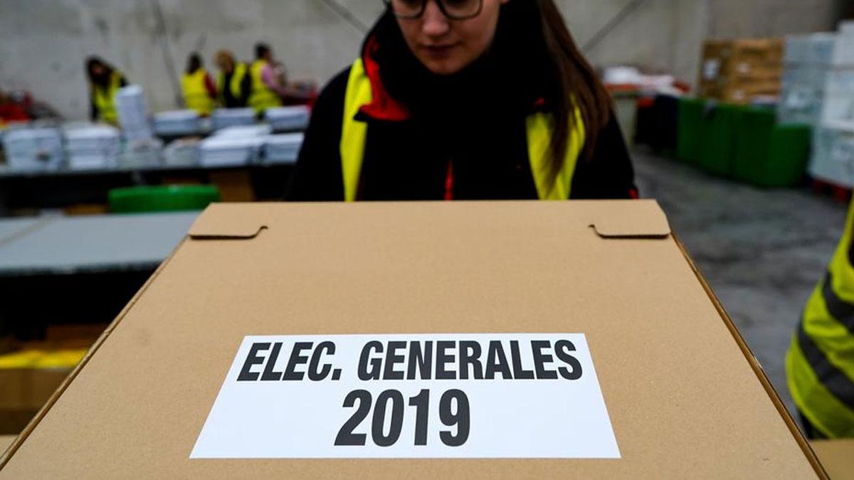 İspanya sandık başında: Son dört yılda üçüncü seçim