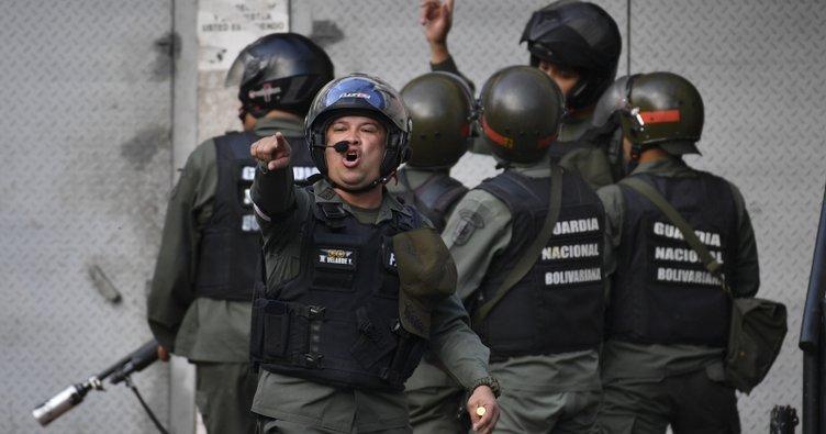 Venezuela'da ki darbe girişimine dünyadan tepkiler