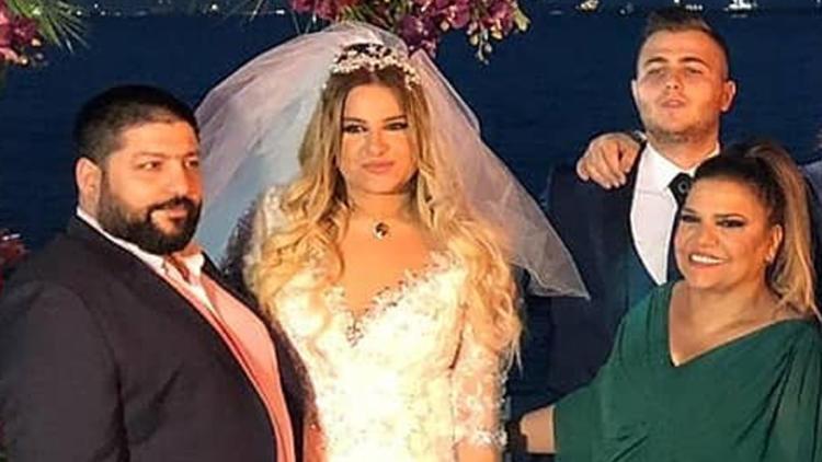 Şarkıcı Kibariye kızını evlendirdi