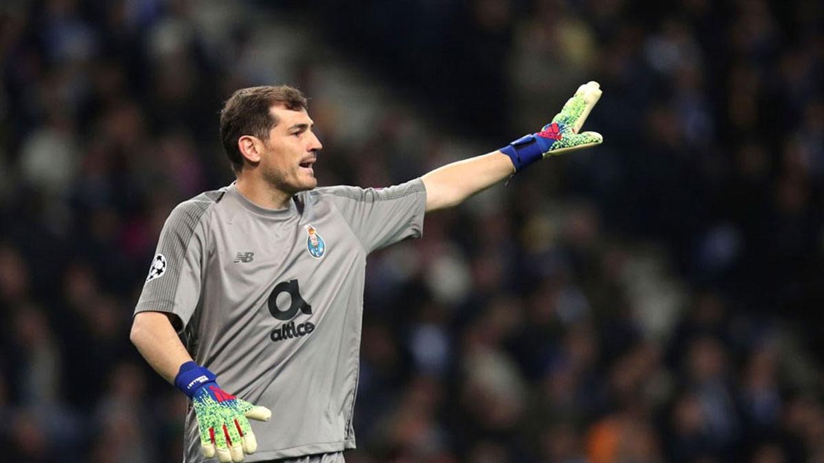 Efsane kaleci Casillas kalp krizi geçirdi!