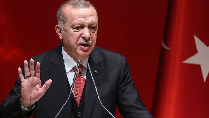 """Erdoğan'dan Bahçeli'ye """"Türkiye İttifakı"""" yanıtı"""