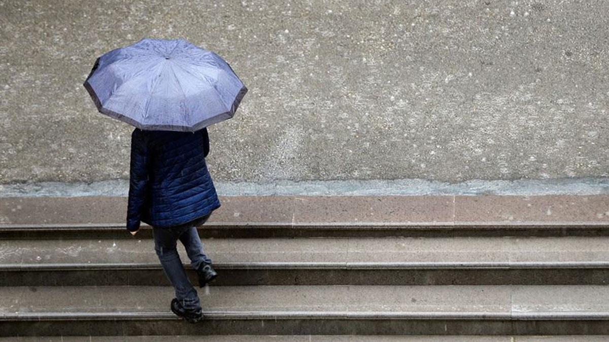 Meteoroloji'den birçok il için sağanak yağış uyarısı