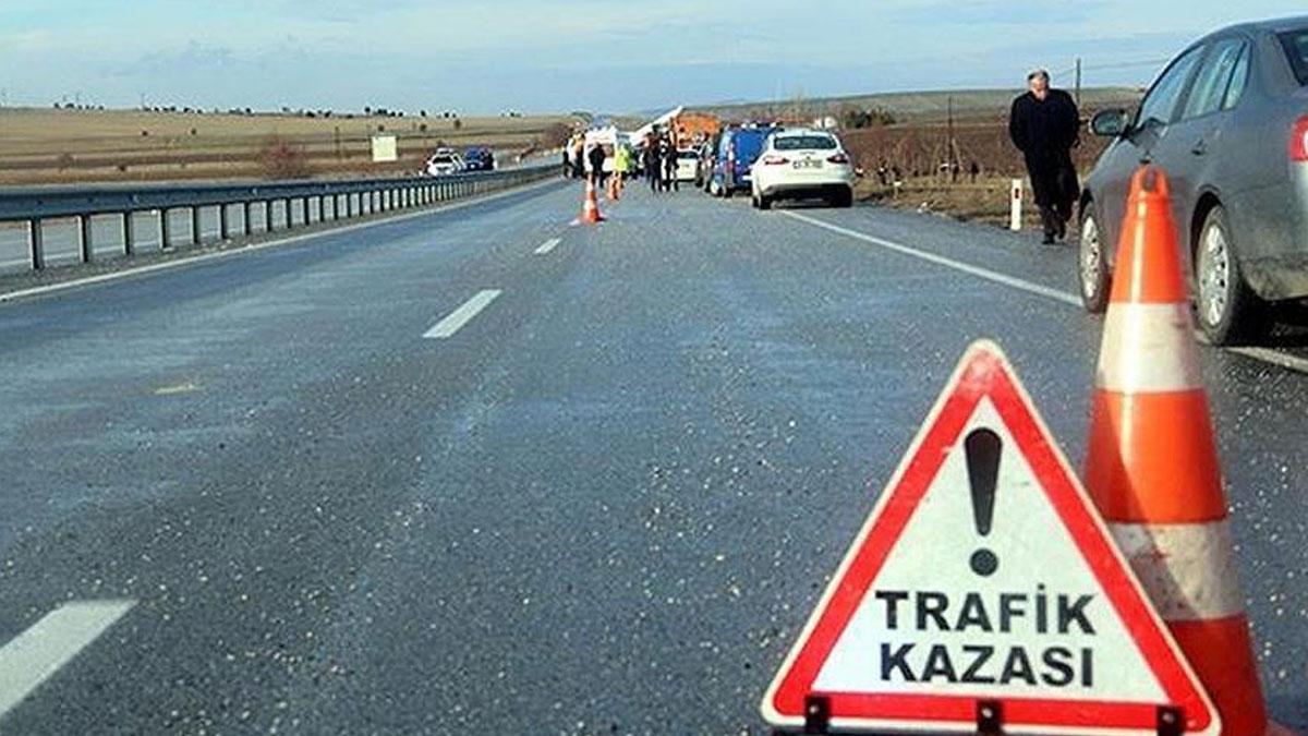 MHP MYK üyelerini taşıyan araç kaza yaptı: 3 yaralı