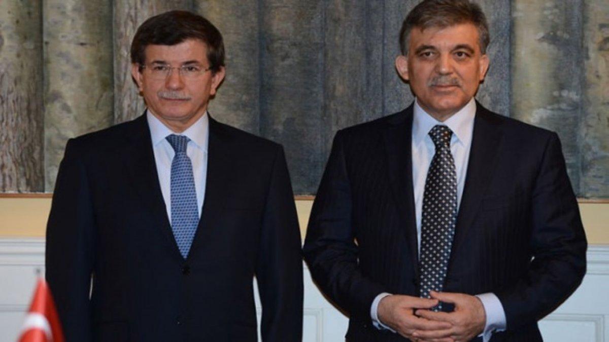 'AKP'liler görüntü vermemek için Davutoğlu'nun ofisine yakınlarını yolluyor'