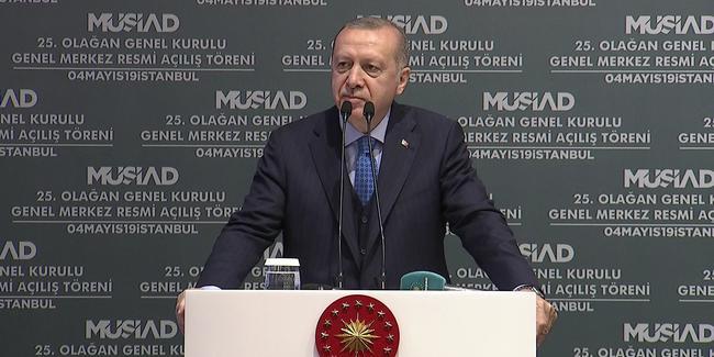Erdoğan'dan İstanbul seçimi yorumu: 31 Mart'ı kurban etmek istemiyoruz