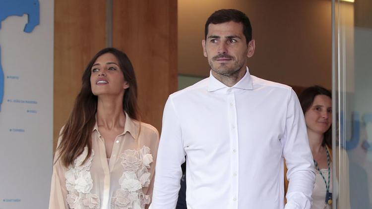 Iker Casillas taburcu oldu