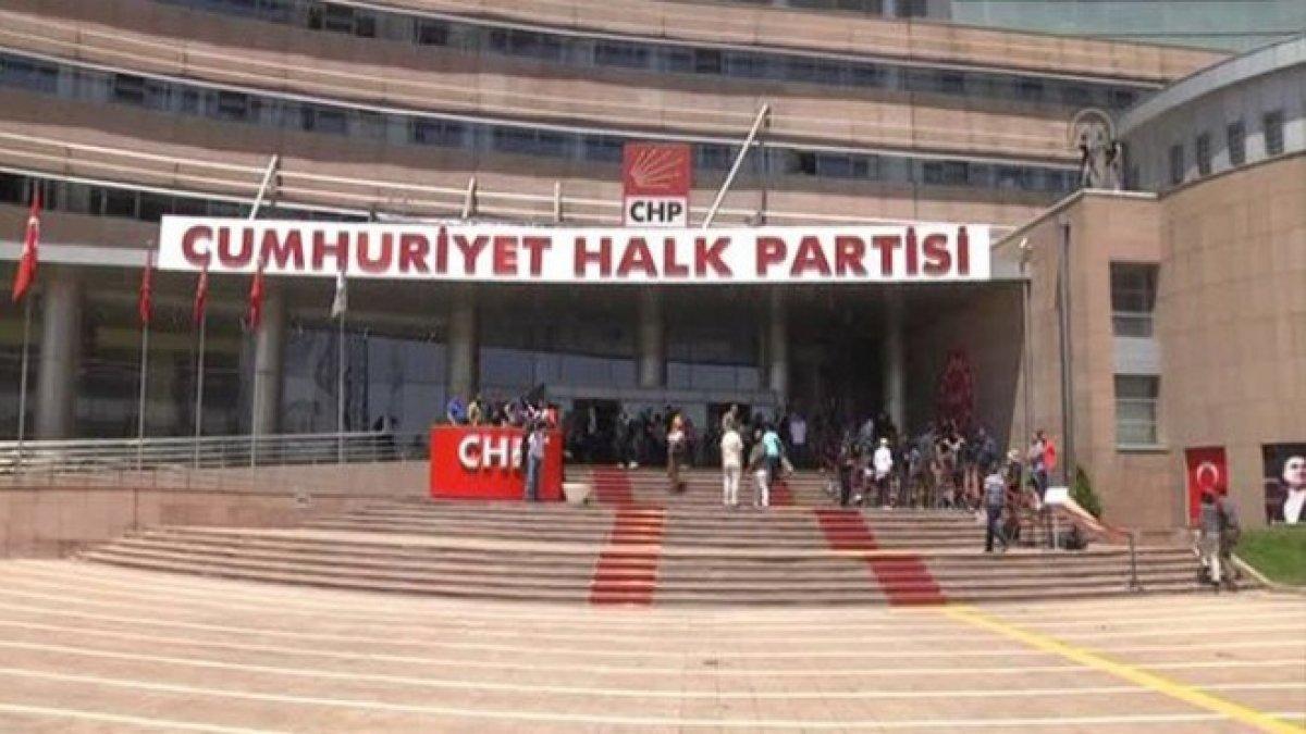 CHP PM bildiri yayınladı: İstanbul seçimlerinin tamamı yenilenmeli