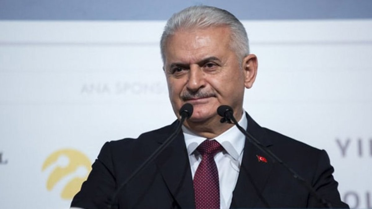 Erdoğan: Adayımız Binali Yıldırım Bey