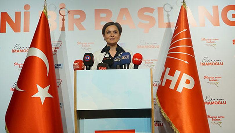 Canan Kaftancıoğlu'ndan '23 Haziran' açıklaması