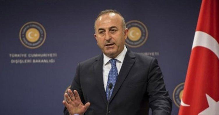 Çavuşoğlu'ndan BM şikayetine tepki!