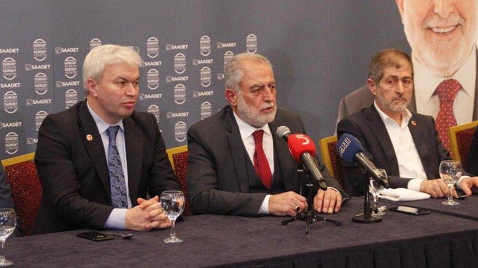 Ve Saadet Partisi adayı kararını verdi! İstanbul seçimine katılıyor mu?