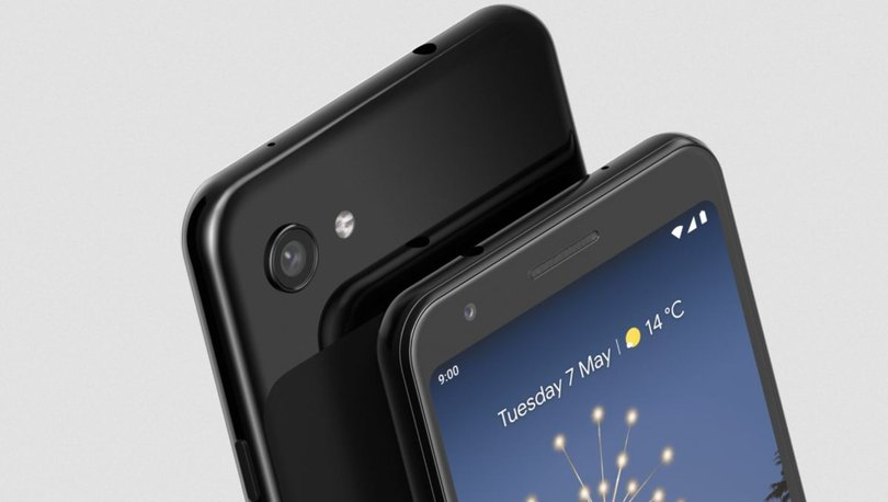 Google yeni telefonlarını tanıttı