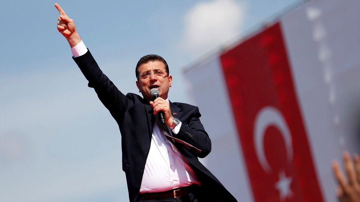 Yeni kurulacak olan merkez sağ partiden Ekrem İmamoğlu'na destek