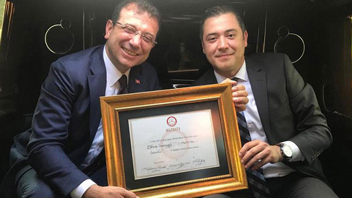 İBB, İmamoğlu'nun danışmanı Murat Ongun'u işten çıkardı