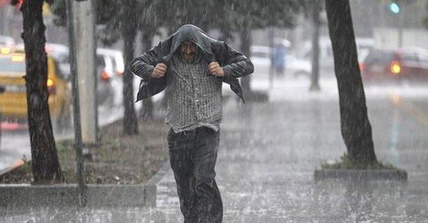 İstanbullular bu saatlere dikkat! Meteoroloji uyardı