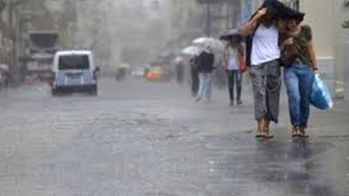 Meteoroloji'den kritik hava durumu açıklaması