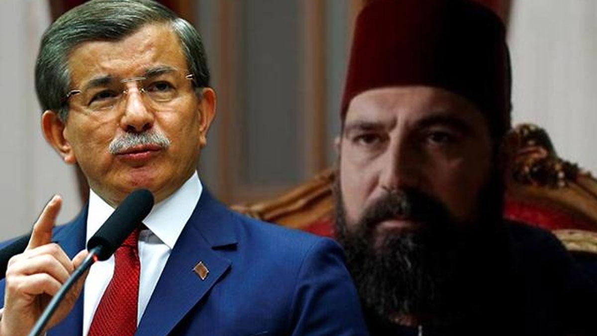 Davutoğlu'ndan 'Payitaht' dizisine yanıt