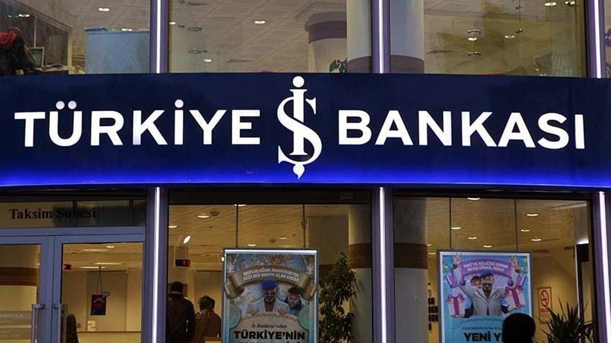 İş Bankası ilk çeyrek kârını açıkladı: 1.4 milyar TL