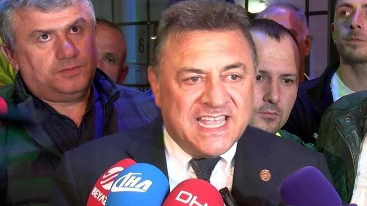 Rizespor başkanından skandal sözler: Silahım olsa vururdum