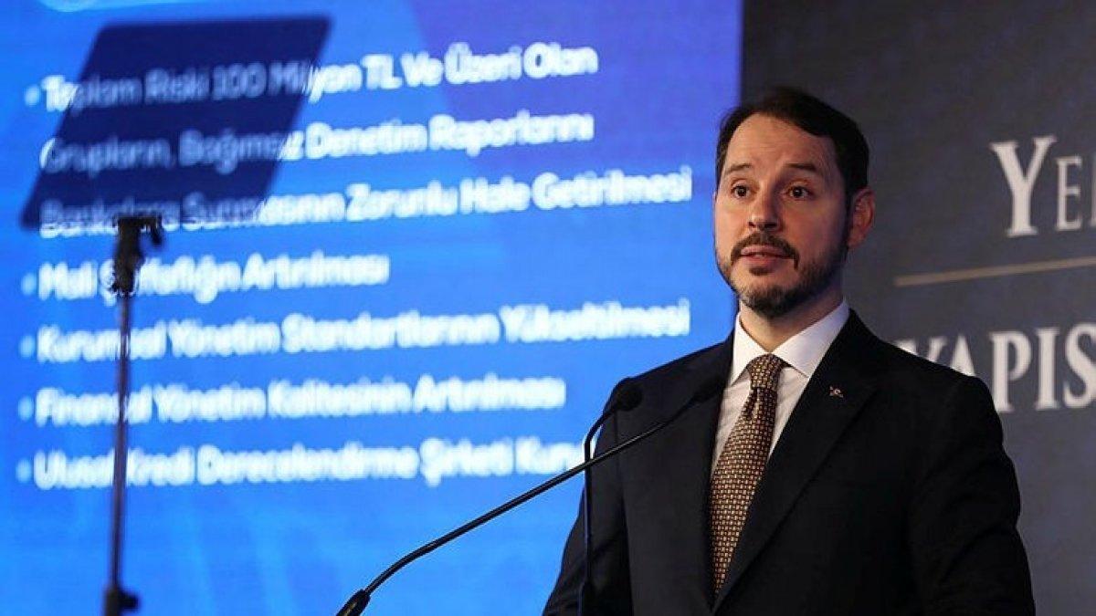 Yetkin: G20 Hazine ve Maliye Bakanları Zirvesi'ne Berat Albayrak katılmıyor