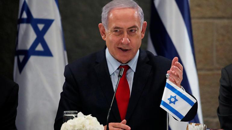"""Netanyahu açıkladı; Golan Tepelerine """"Trump şehri"""" kuruluyor"""