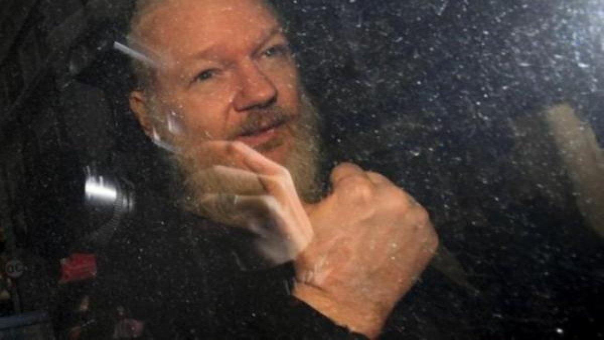 WikiLeaks kurucusu Assange ABD'ye teslim mi ediliyor?