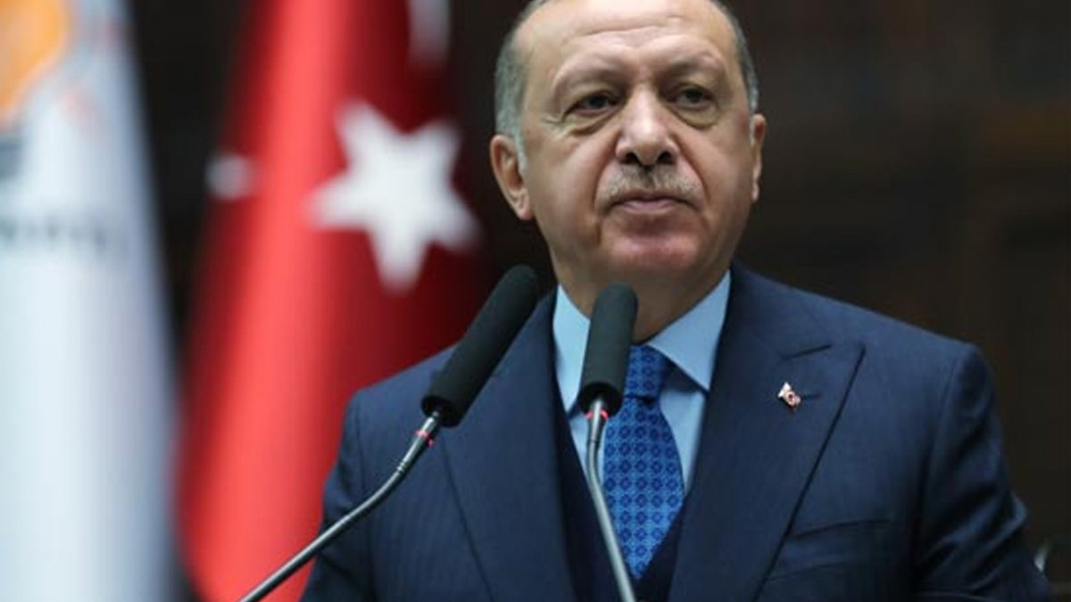"""Erdoğan'dan parti teşkilatına talimat """"Bundan sonra odak noktamız vatandaşın gönlüne girmek"""""""