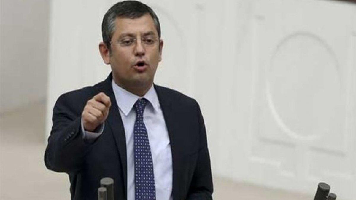 """Özgür Özel: Erdoğan """"ben daha FETÖ'cüyüm"""" diyor"""