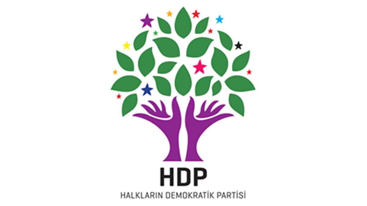 HDP'den 23 Haziran bildirgesi