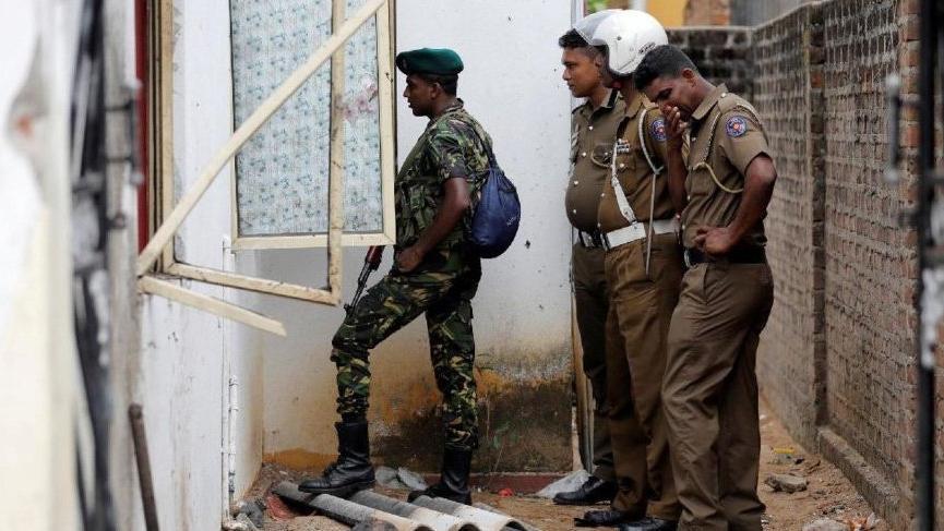 Sri Lanka'da bu kez Müslümanları hedef aldılar