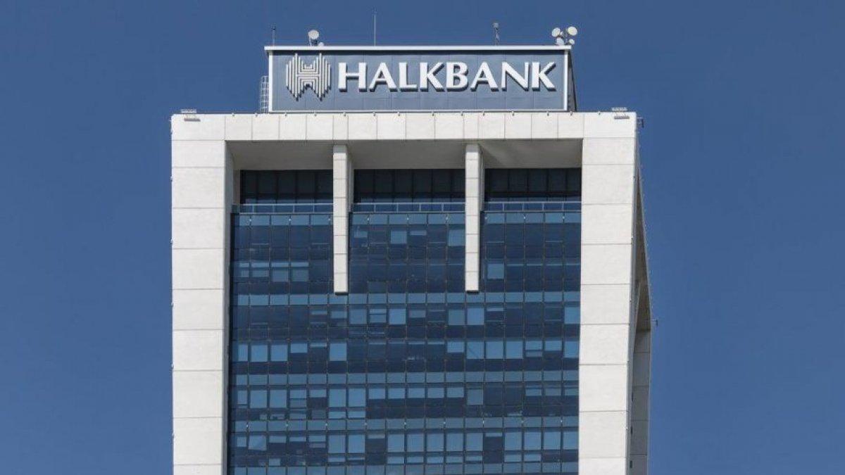 Borsaya bildirildi! Halkbank'ın kârında büyük düşüş