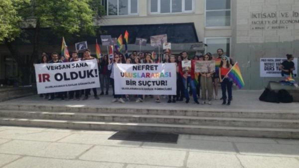 Polis, şiddet, nefret varsa ders yok! ODTÜ'lü öğrenciler boykotta!