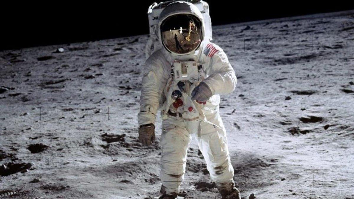 NASA açıkladı! Ay'a ilk kez bir kadın astronot gönderilecek