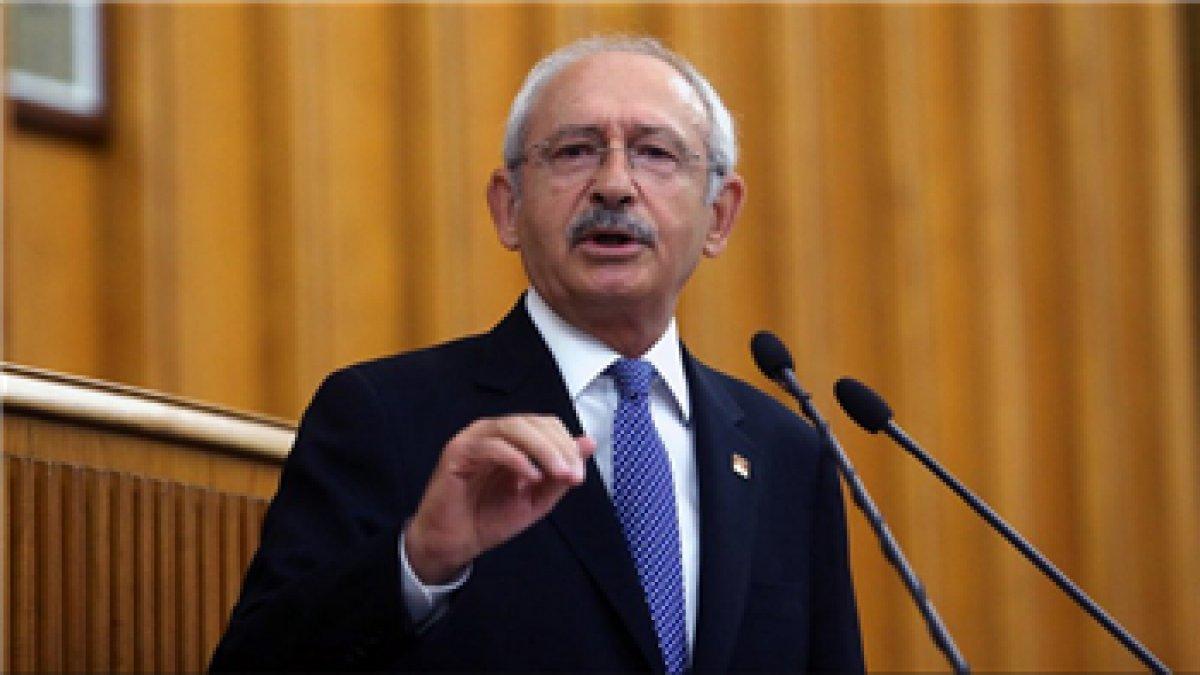 Kılıçdaroğlu: YSK'nın bazı hakimleri AKP'lilere telefon etti