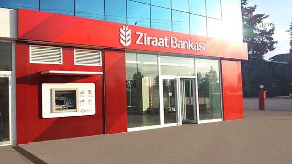 Borsaya bildirildi! Ziraat Bankası'nın kârında düşüş