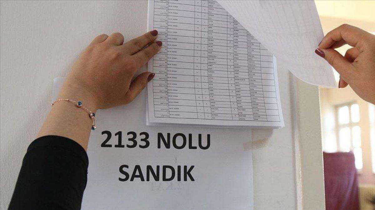 CHP İstanbul seçmen listesini kontrol etti! İşte sonuç...