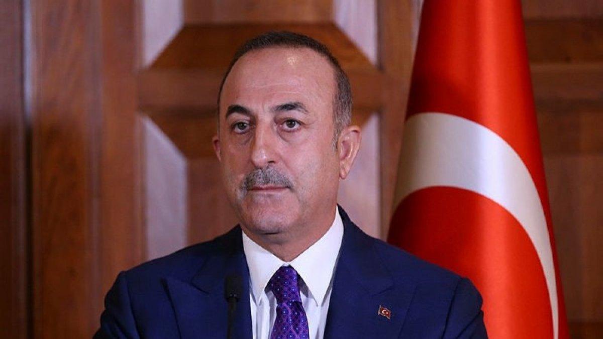 Çavuşoğlu'dan son dakika S-400 açıklaması