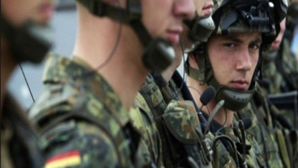Amerika'dan sonra Almanya'da Irak'taki askeri faaliyetlerini askıya aldı