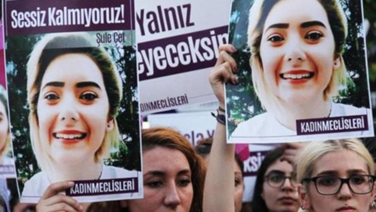 'Şüpheli' şekilde hayatını kaybeden Şule Çet'in davasında ikinci duruşma bugün görüldü