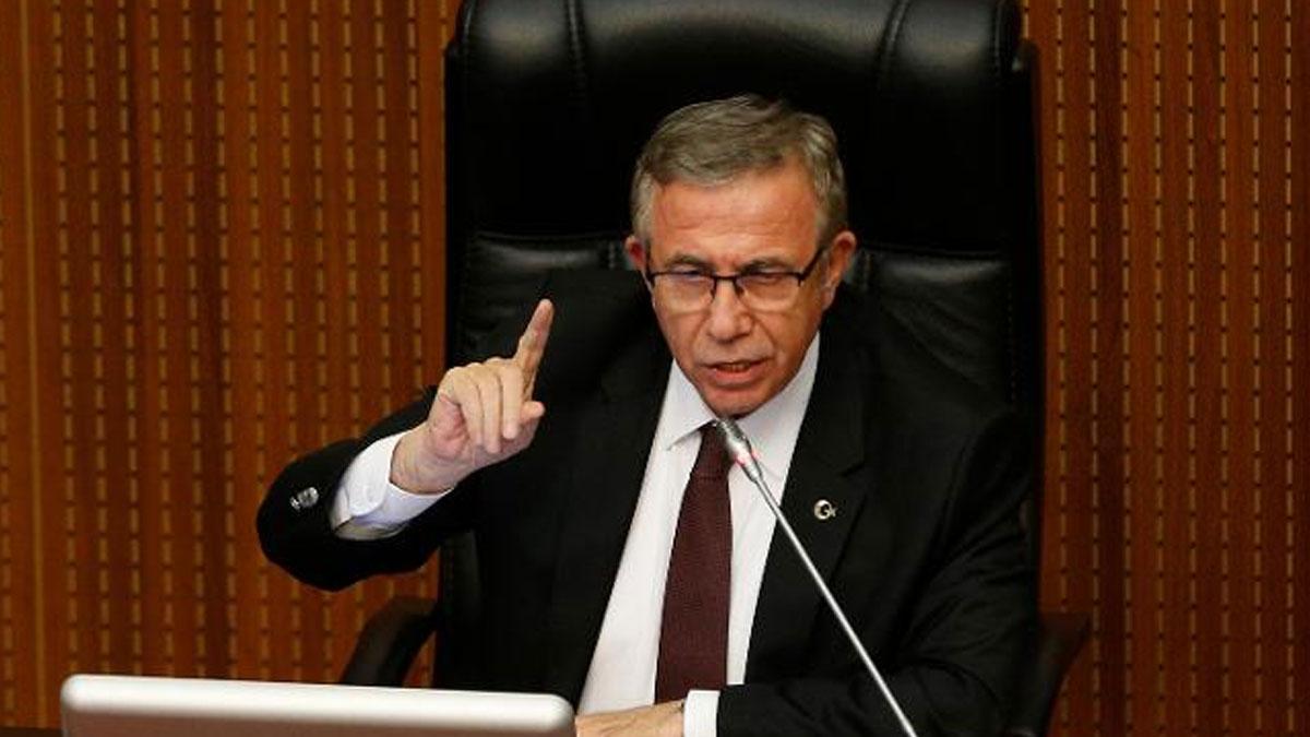 Mansur Yavaş'tan şeffaf belediyecilik: Meclis toplantısı canlı yayında