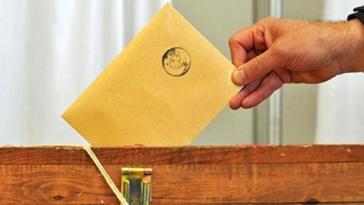 23 Haziran seçimi için sorgu ekranı açıldı: Nerede oy kullanacağınızı öğrenin