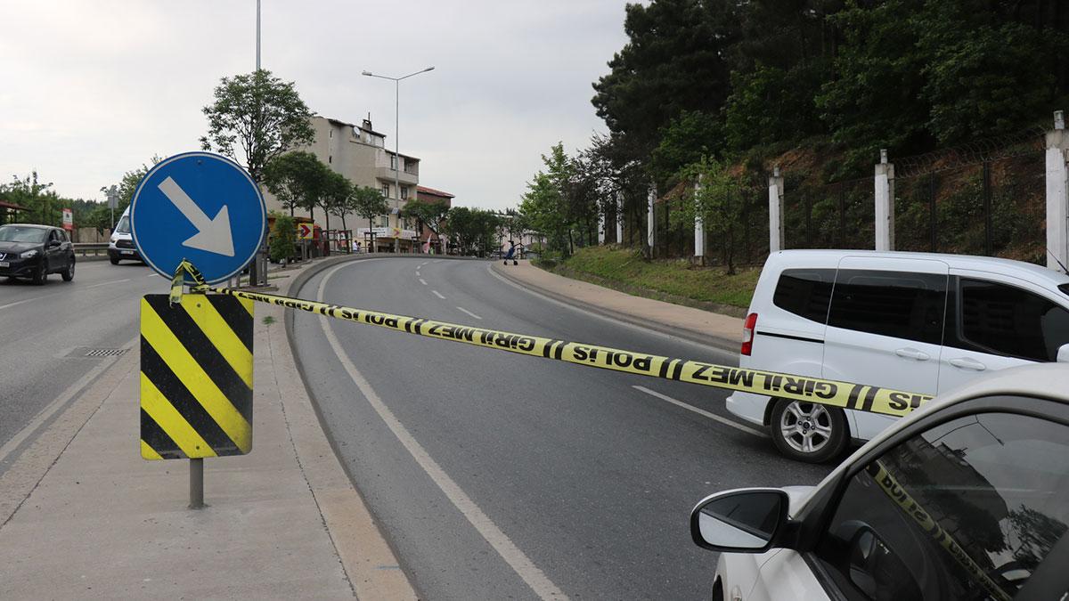 Ümraniye'de bomba alarmı