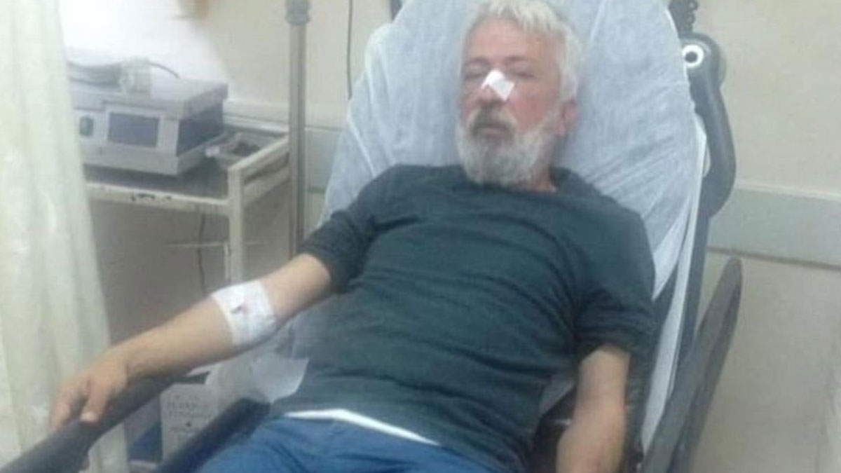 Bir saldırı daha: Gazeteci İdris Özyol saldırıya uğradı