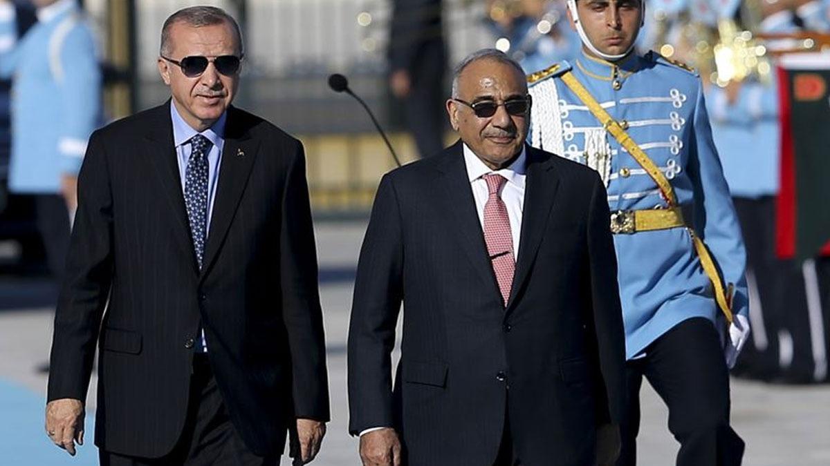 Türkiye ile Irak arasında askeri işbirliği anlaşması yapılacak