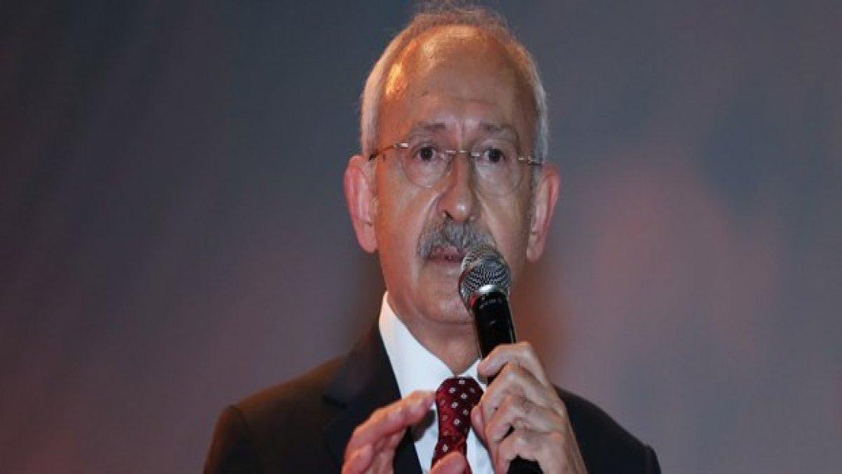 Kılıçdaroğlu: İstanbulluların iradesi katledildi