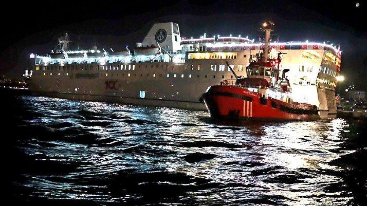 İstanbul'dan Samsun'a tarihi yolculuk başladı: Piri Reis Gemisi yola çıktı!