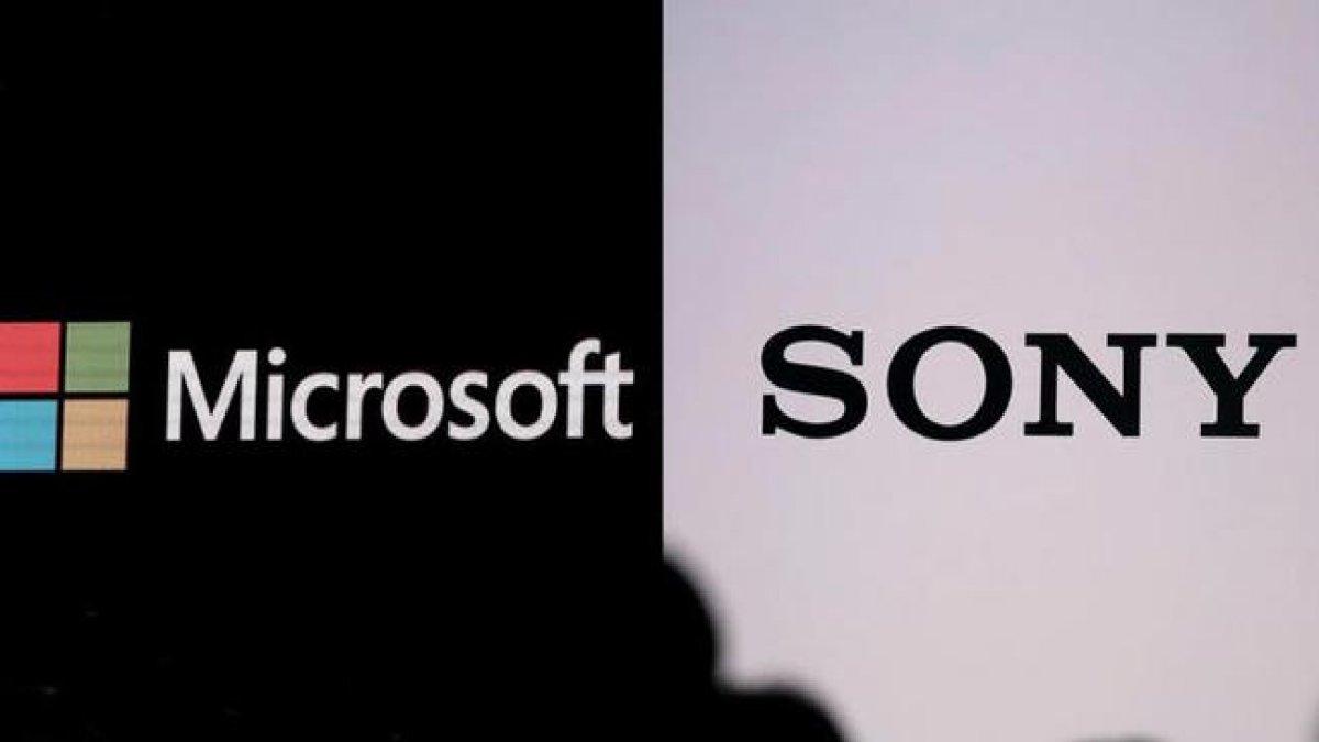 Microsoft ve Sony'den sürpriz ortaklık