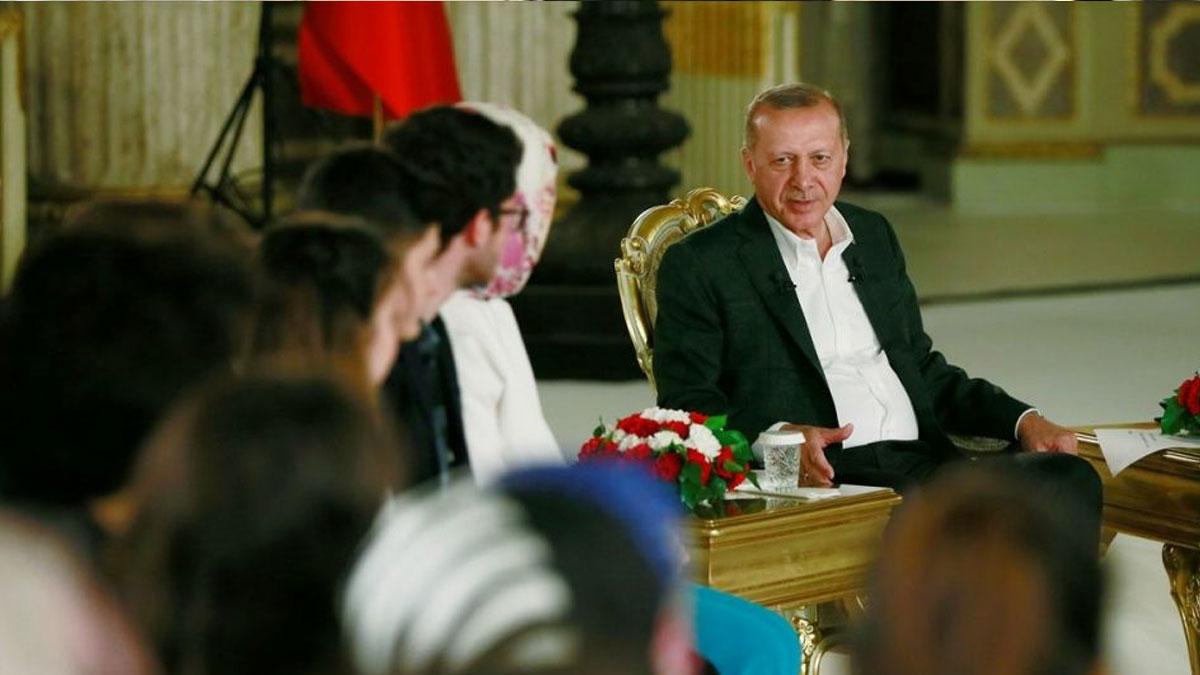 Erdoğan açıkladı :S-400 olayı bizim için bitmiştir