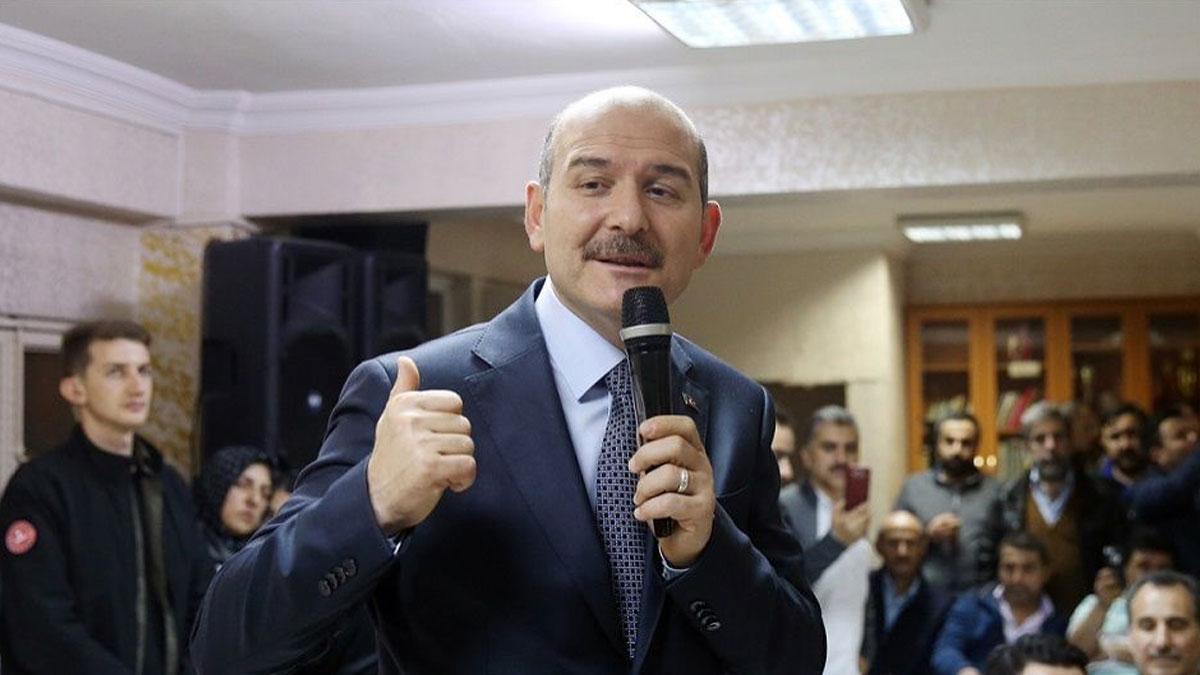 İçişleri Bakanı Soylu:Yönetilecek İstanbul'dur, bu rövanşizm aklı Türkiye'ye kaybettirir